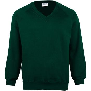 Textiel Heren Sweaters / Sweatshirts Maddins MD02M Fles groen