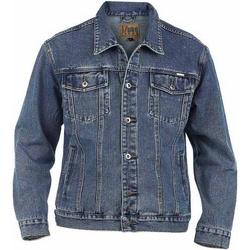 Textiel Heren Spijker jassen Duke  Stonewash