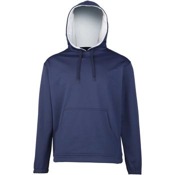 Textiel Jongens Sweaters / Sweatshirts Rhino RH70B Marine/Grijs