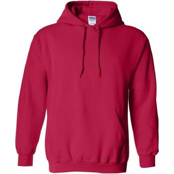 Textiel Sweaters / Sweatshirts Gildan 18500 Kersenrood