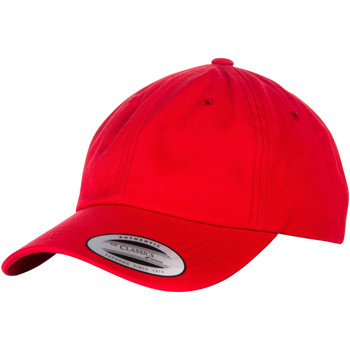 Accessoires Heren Pet Yupoong  Rood