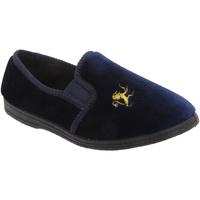 Schoenen Jongens Sloffen Sleepers  Marineblauw
