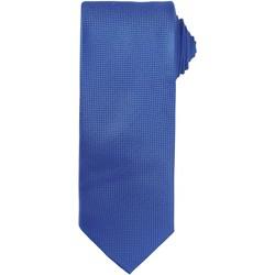 Textiel Heren Stropdassen en accessoires Premier PR780 Koninklijk