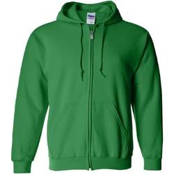 Textiel Heren Sweaters / Sweatshirts Gildan 18600 Iers Groen