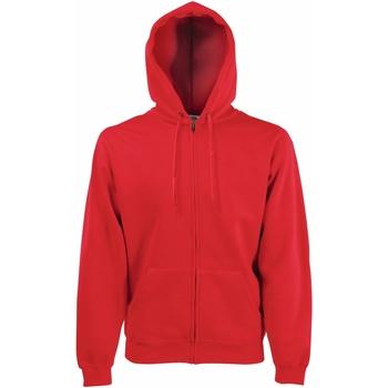 Textiel Heren Sweaters / Sweatshirts Fruit Of The Loom SS822 Rood