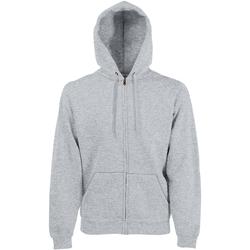 Textiel Heren Sweaters / Sweatshirts Fruit Of The Loom SS822 Heather Grijs