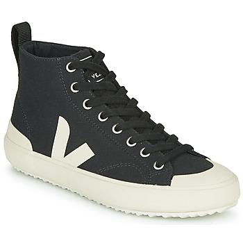 Schoenen Hoge sneakers Veja NOVA HT Zwart