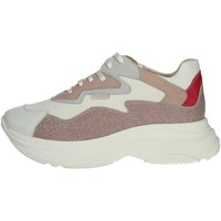 Schoenen Dames Hoge sneakers Florens G7588 Light dusty pink
