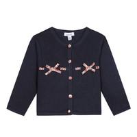 Textiel Meisjes Vesten / Cardigans Absorba NOLI Marine