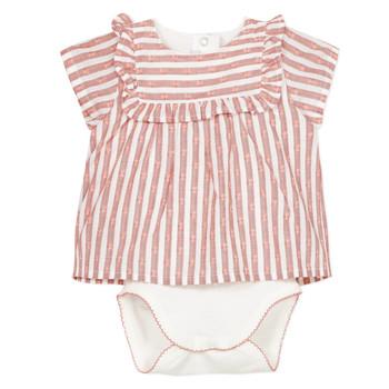 Textiel Meisjes Pyjama's / nachthemden Absorba KYRAN Oranje