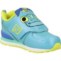 Schoenen Jongens Lage sneakers New Balance IV574 ZOF Blauw