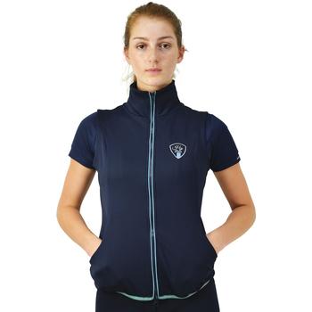 Textiel Dames Fleece Hyrider  Marineblauw/Teal