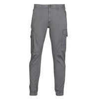 Textiel Heren Cargobroek Jack & Jones JJIPAUL Grijs