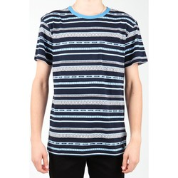Textiel Heren T-shirts korte mouwen DC Shoes DC EDYKT03378-BYJ0 Multicolor