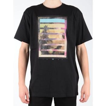 Textiel Heren T-shirts korte mouwen Quiksilver EQYZT00013-KVJ0 black