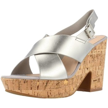 Schoenen Dames Sandalen / Open schoenen Chika 10 BACHATA Zilver