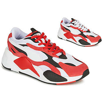Schoenen Lage sneakers Puma RS-X3 Rood / Wit
