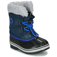 Schoenen Kinderen Snowboots Sorel CHILDRENS YOOT PAC NYLON Blauw