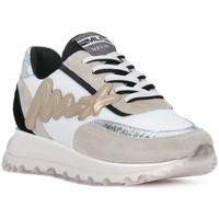 Schoenen Heren Lage sneakers At Go GO MOON ARGENTO 560 Grigio