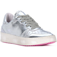Schoenen Heren Lage sneakers At Go GO MOON ARGENTO Grigio