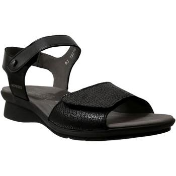 Schoenen Dames Sandalen / Open schoenen Mephisto Pattie Zwart leer