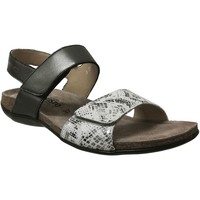 Schoenen Dames Sandalen / Open schoenen Mephisto AGAVE leer grijs
