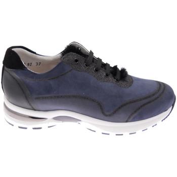 Schoenen Dames Wandelschoenen Calzaturificio Loren CLORA1068bl blu