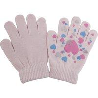 Accessoires Meisjes Handschoenen Universal Textiles  Baby Roze