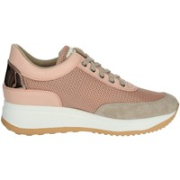 Schoenen Dames Hoge sneakers Agile By Ruco Line 1304 Light dusty pink