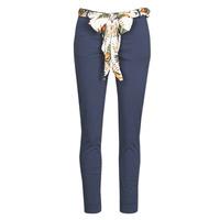 Textiel Dames 5 zakken broeken Betty London MIRABINE Marine