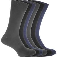 Accessoires Heren Sokken Floso  Zwart/Navy/Charcoal