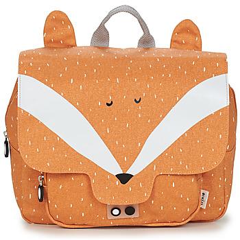 Tassen Kinderen Schooltassen TRIXIE MISTER FOX Oranje