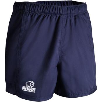 Textiel Kinderen Korte broeken / Bermuda's Rhino RH15B Marine
