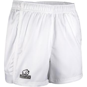 Textiel Kinderen Korte broeken / Bermuda's Rhino RH15B Wit