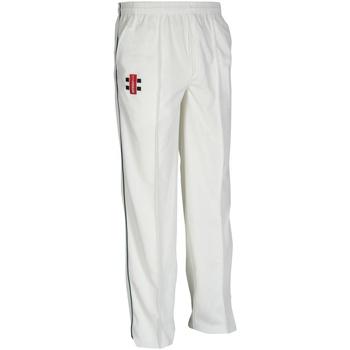 Textiel Kinderen Trainingsbroeken Gray-Nicolls  Ivoor/ Navy