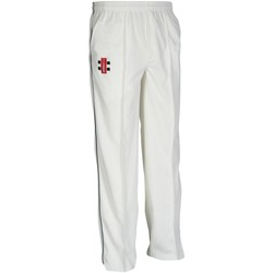 Textiel Kinderen Trainingsbroeken Gray-Nicolls GN10J Ivoor/ Navy