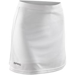 Textiel Dames Rokken Spiro S261F Wit