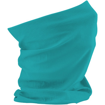 Accessoires Sjaals Beechfield B901 Turquoise