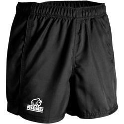 Textiel Kinderen Korte broeken / Bermuda's Rhino RH15B Zwart