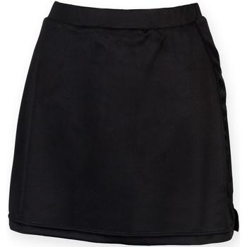 Textiel Dames Rokken Finden & Hales LV833 Zwart