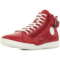 Schoenen Dames Hoge sneakers Pataugas Palme F2E Rood