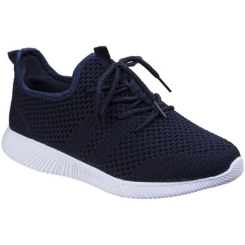 Schoenen Dames Lage sneakers Divaz  Marine