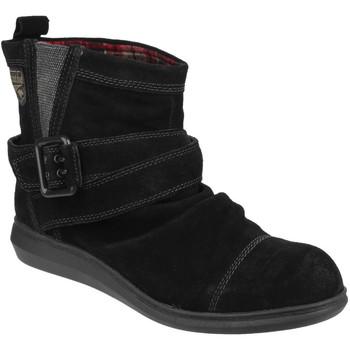 Schoenen Dames Laarzen Rocket Dog  Zwart