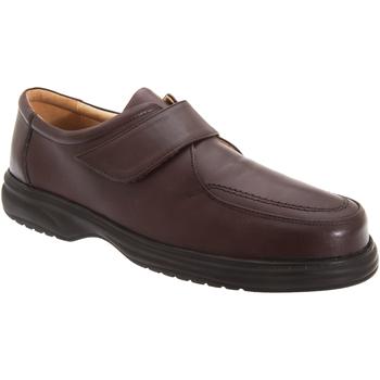 Schoenen Heren Derby Roamers  Bruin