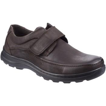 Schoenen Heren Derby Fleet & Foster  Bruin
