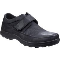 Schoenen Heren Derby Fleet & Foster  Zwart