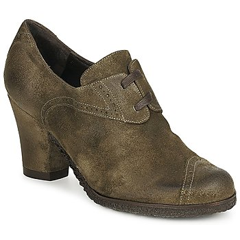Schoenen Dames Low boots Audley RINO LACE Taupe