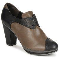 Schoenen Dames Low boots Audley GETA LACE Bruin