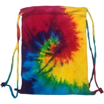 Tassen Kinderen Sporttas Colortone  Reactieve Regenboog