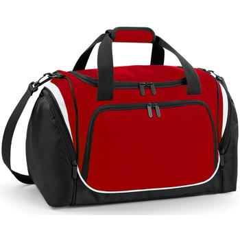 Tassen Sporttas Quadra QS277 Klassiek rood/zwart/wit
